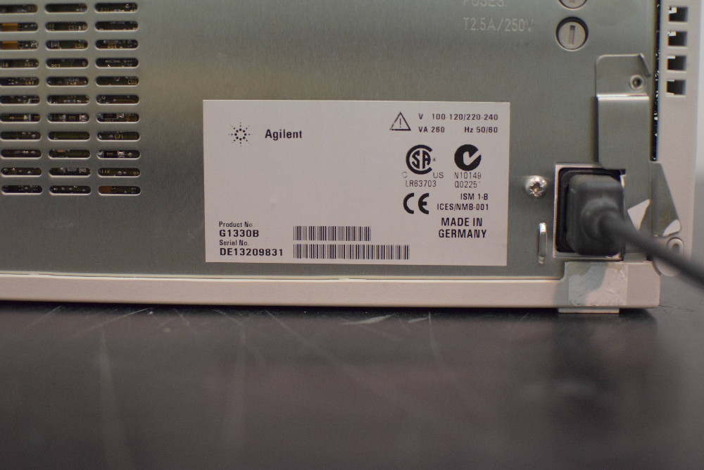 Agilent G1330B 1100 Series Sample Thermostat