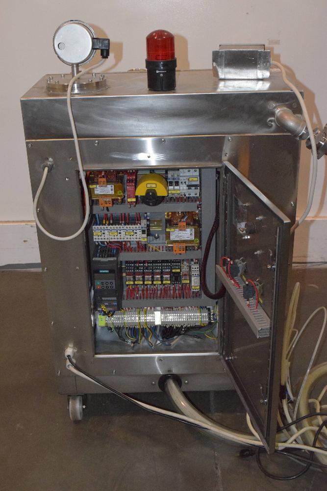 Jet Mill LU 100 Micronizer