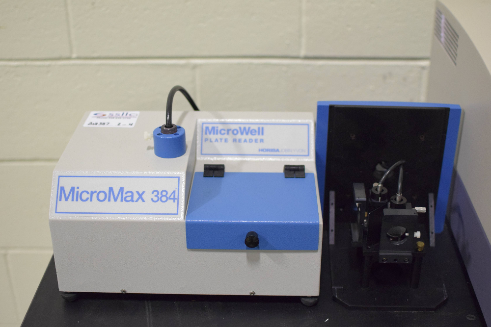 Horiba FluoroMax-4 Spectrofluorometer