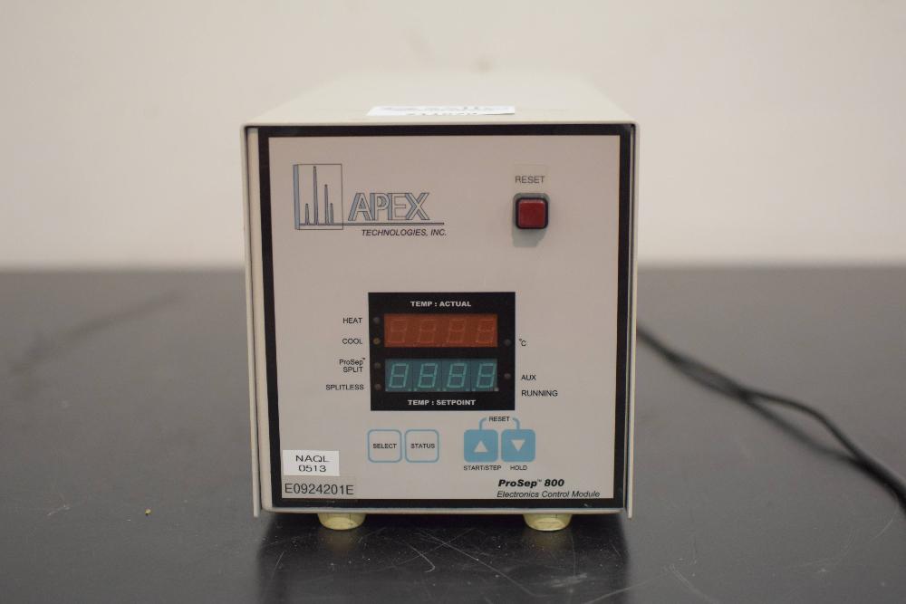 Apex Technologies ProSep 800 Control Module