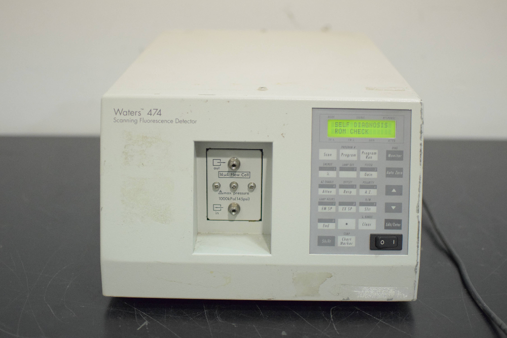 Waters 474 Scanning Fluoresence Detector