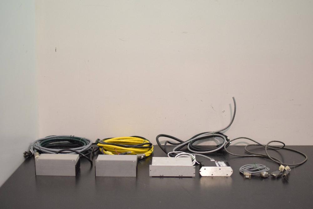 Lot of (4) Parker Hannifin Power Drive Units
