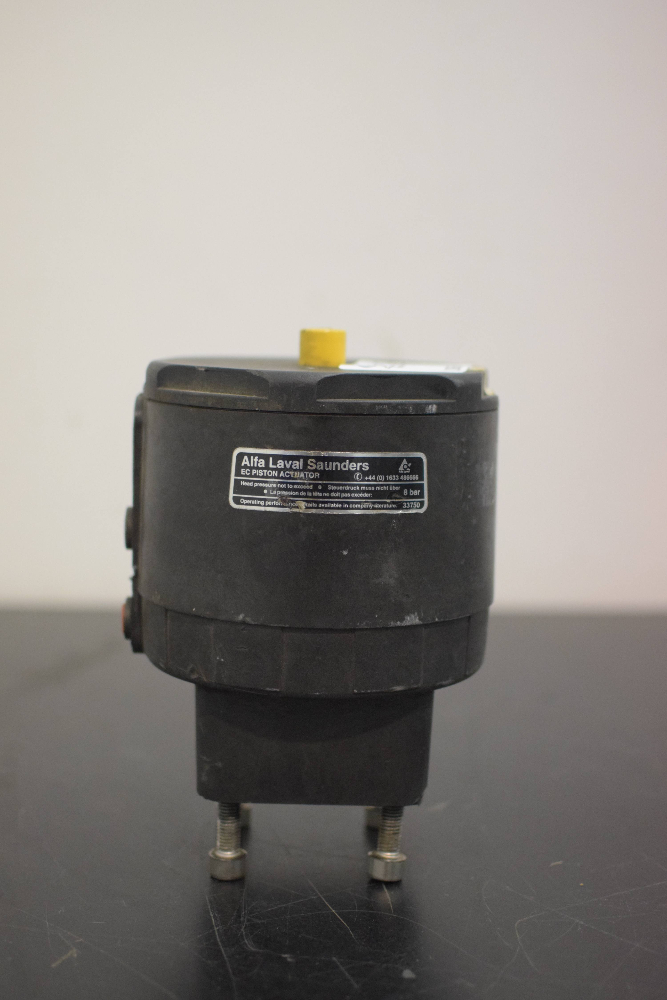 Alfa Laval Saunders EC Piston Actuator