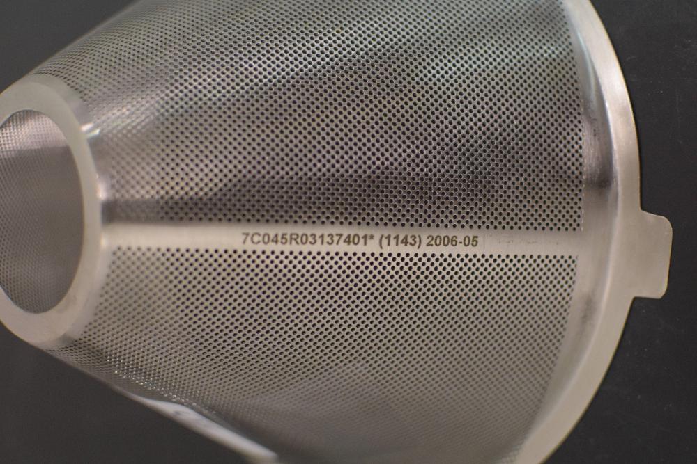 Quadro Comil 194 U20 Mill Screen