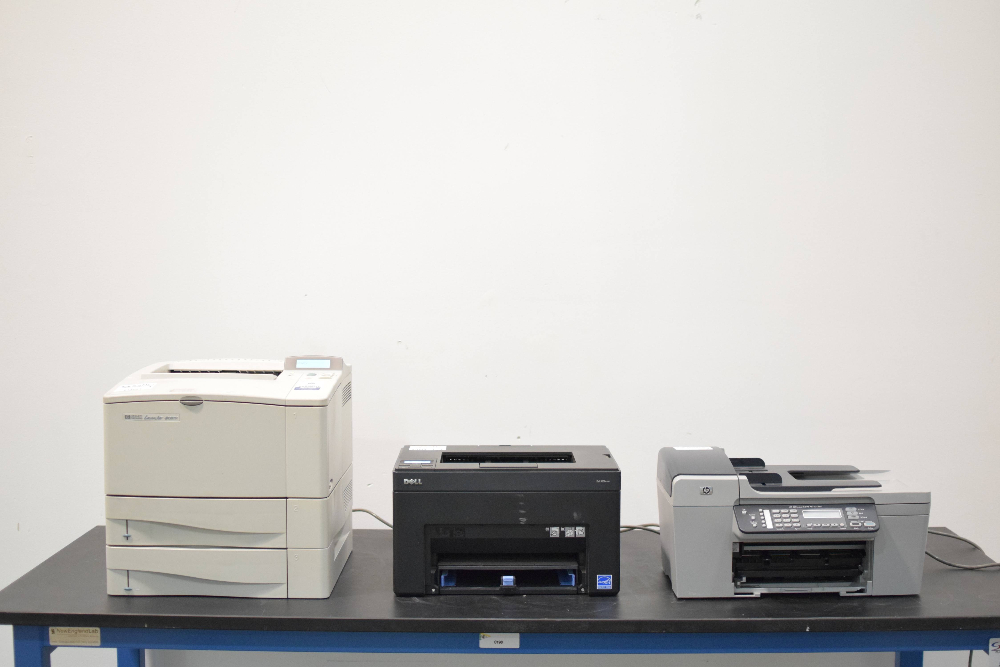 Lot of (3) Office Printers