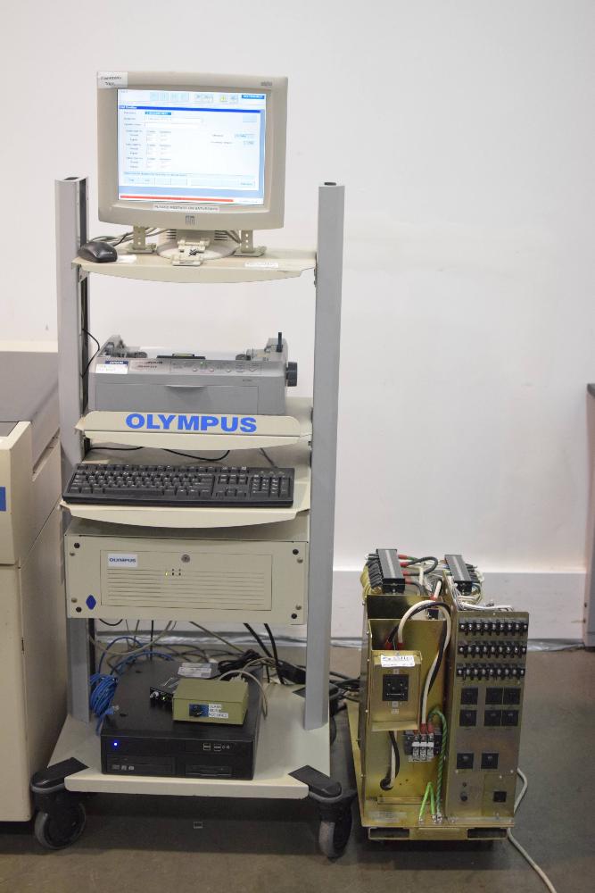 Olympus AU5400 Chemistry Immuno Analyzer