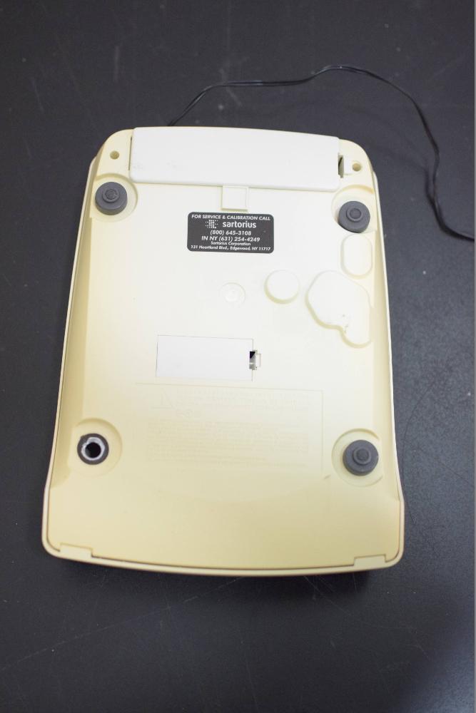 Sartorius TE6100 Portable Scale