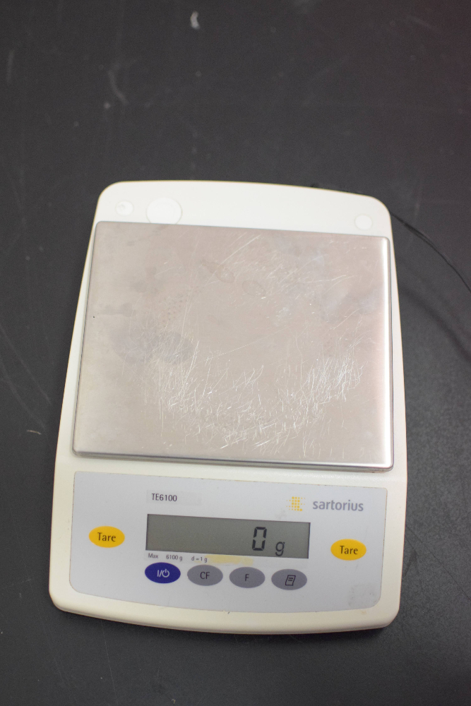 Sartorius TE6100 Portable Scale