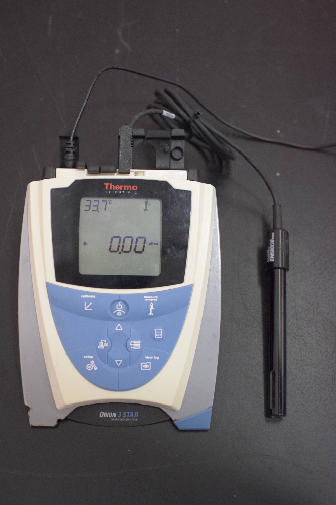 Thermo Scientific Orion 3 Star Benchtop pH Meter