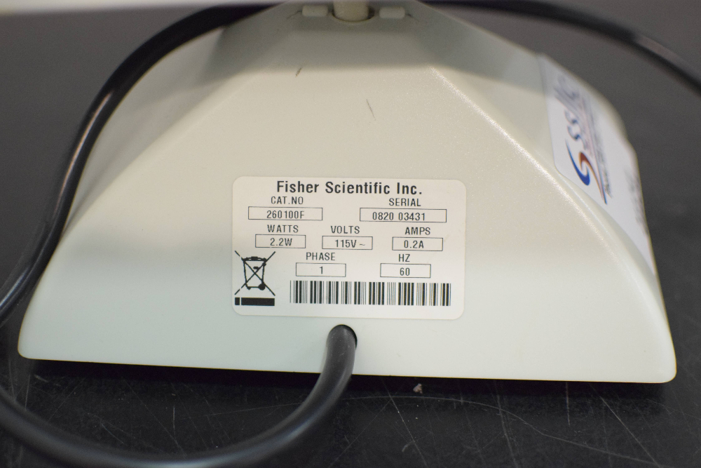 Fisher Scientific 260100F Shaker