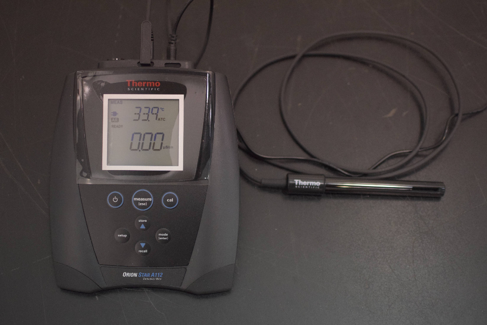 Orion Star A112 Conductivity Benchtop Meter