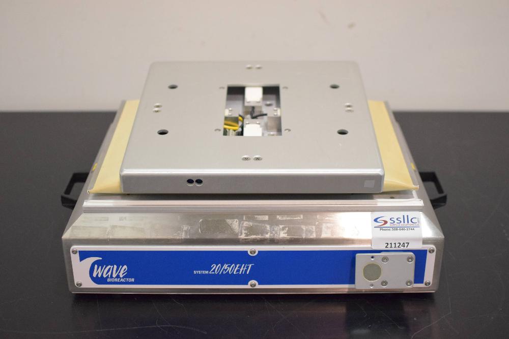 Wave Biotech Bioreactor 20/50EHT System