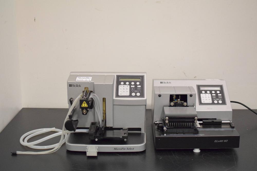 Bio-Tek ELx405 HT Micro Plate Washer