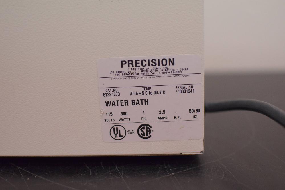 Precision 180 Series Water Bath
