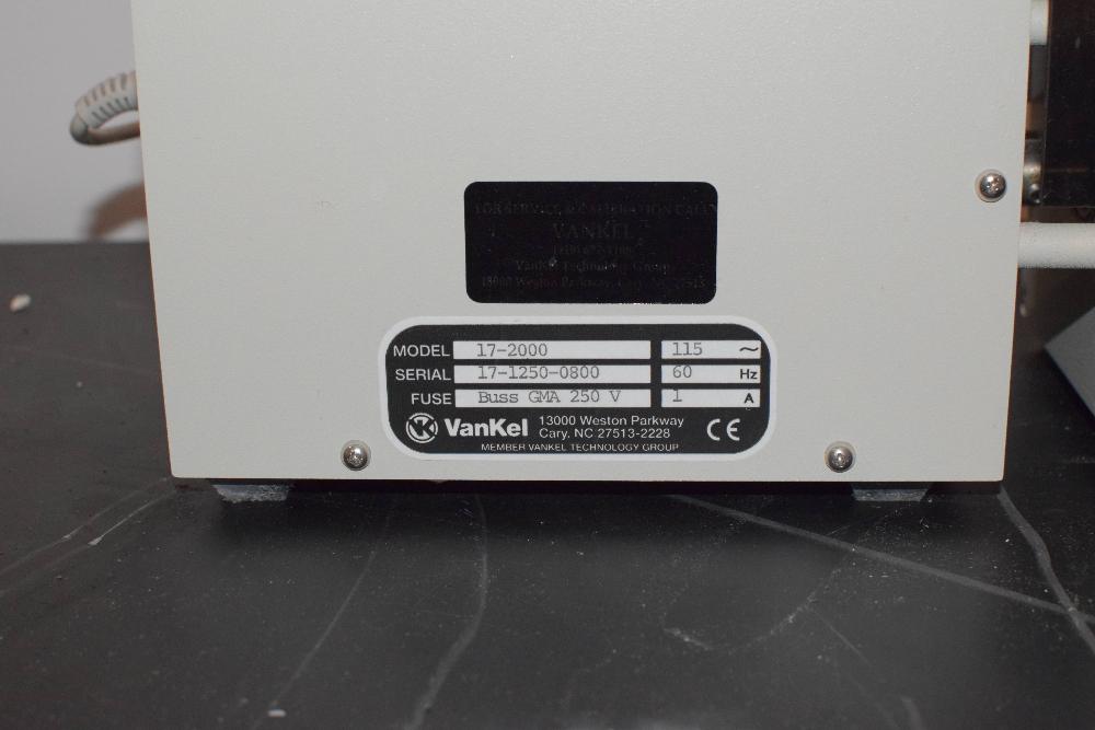 VanKel VK 7010 Dissolution System