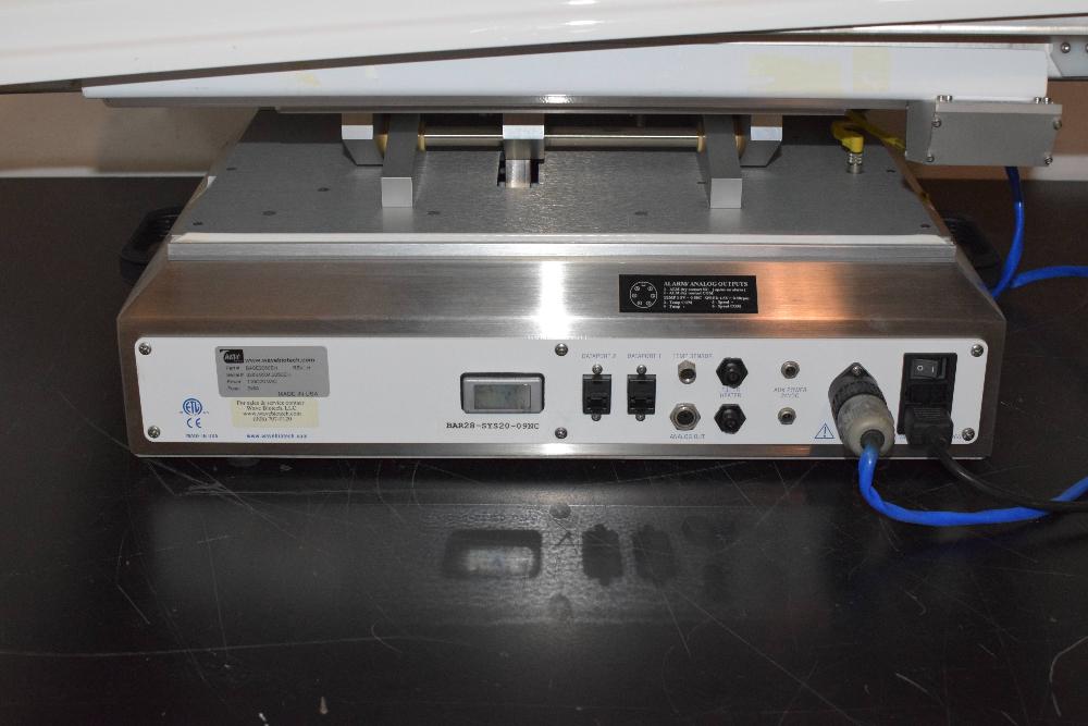 Wave Biotech Bioreactor 20/50EH System