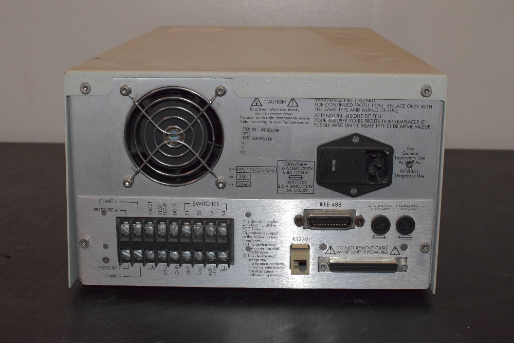 Waters 600 Controller