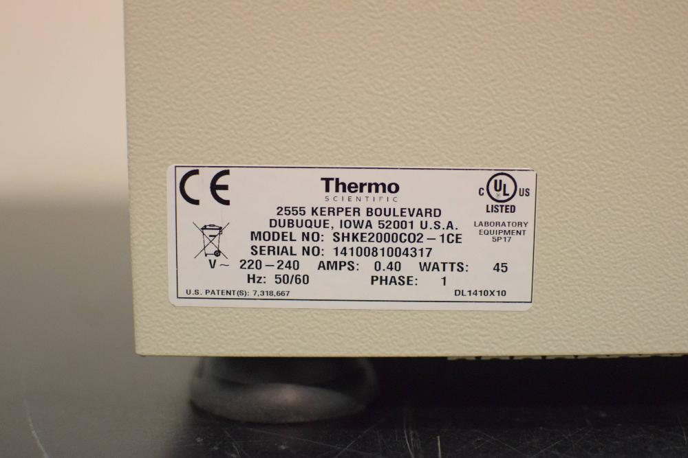 Thermo Scientific MaxQ 2000 CO2 Control Shaker