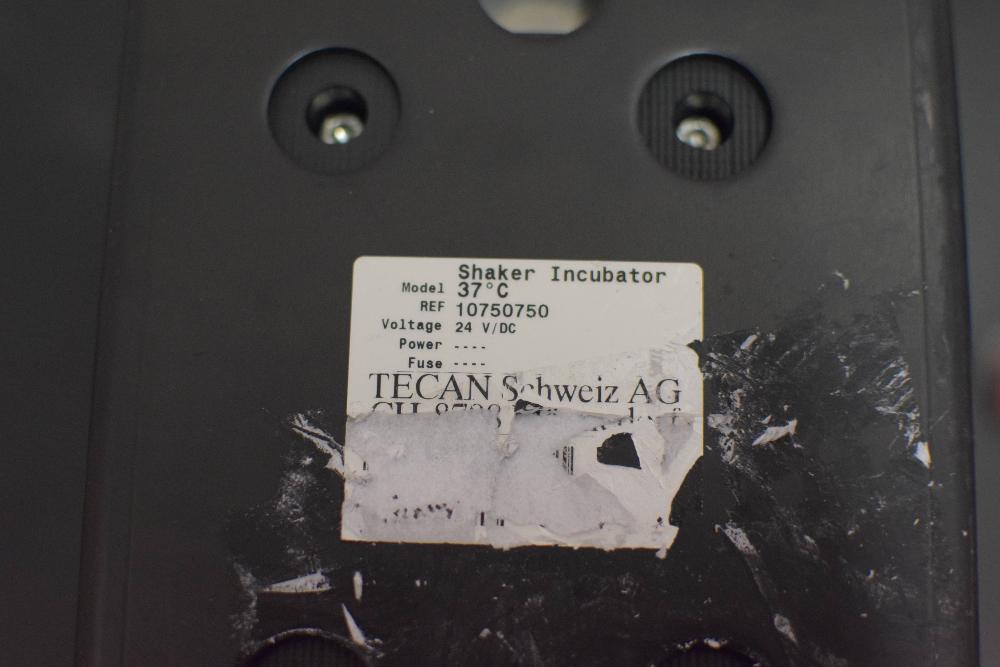 Tecan model 37C Shaker Incubator