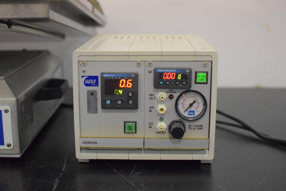 Wave Biotech Bioreactor 20E System