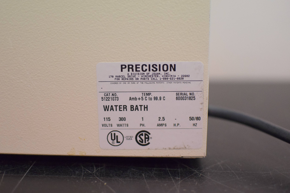 Precision 180 Series Water Bath