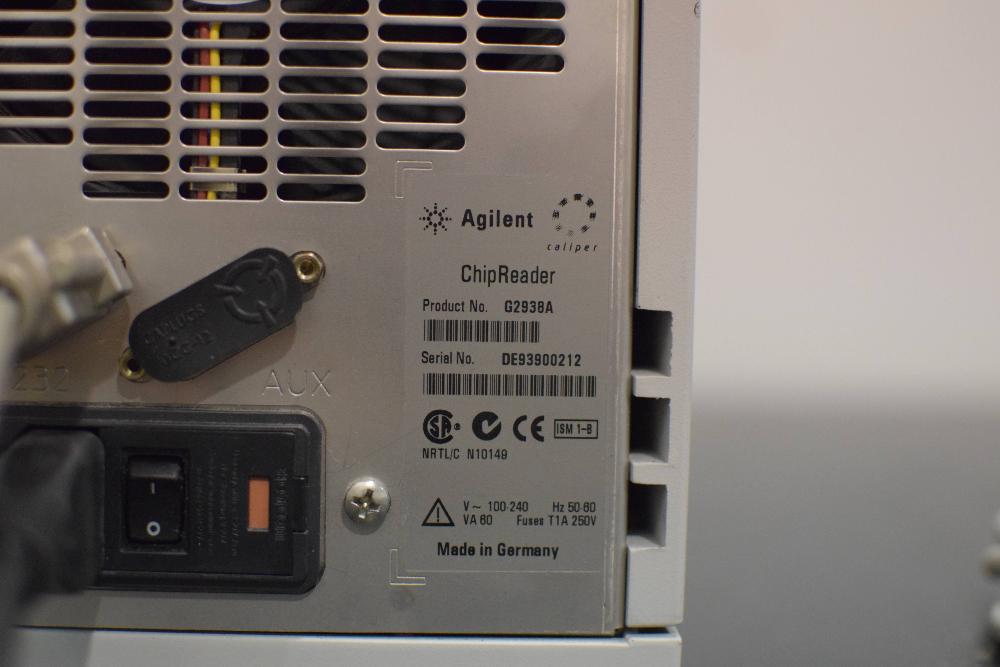 Agilent G2938A 2100 BioAnalyzer