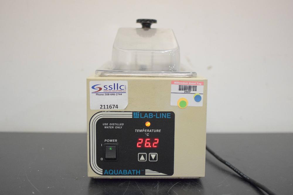 Lab-Line model 18022 Aquabath Water Bath