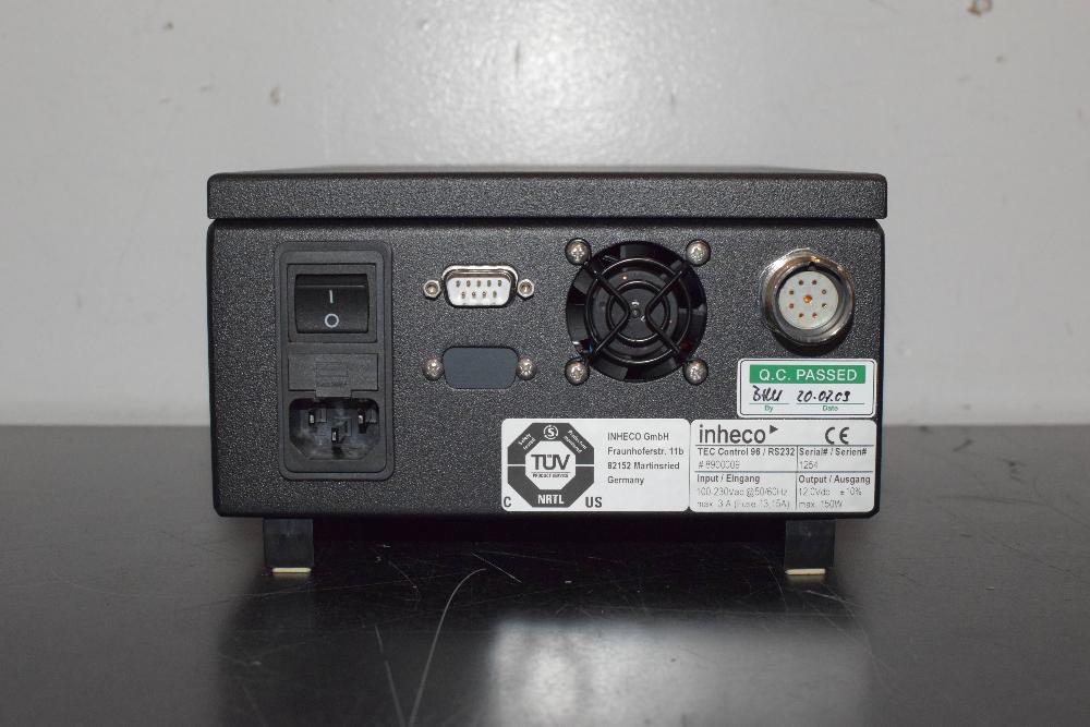 Inheco TEC Control 96 / RS232
