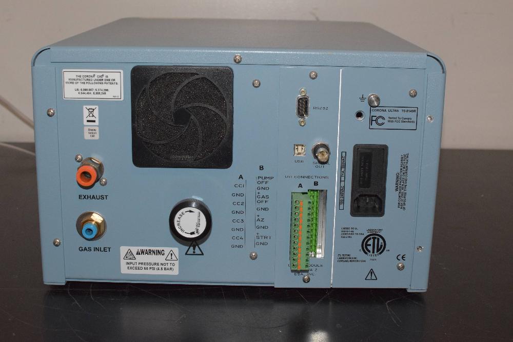 ESA model 70-8238 Corona Ultra Charged Aerosol Detector