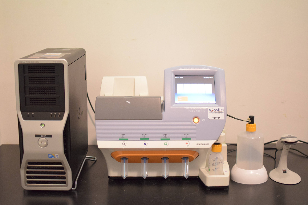 Life Technologies model 508-U001 Personal Genome Machine