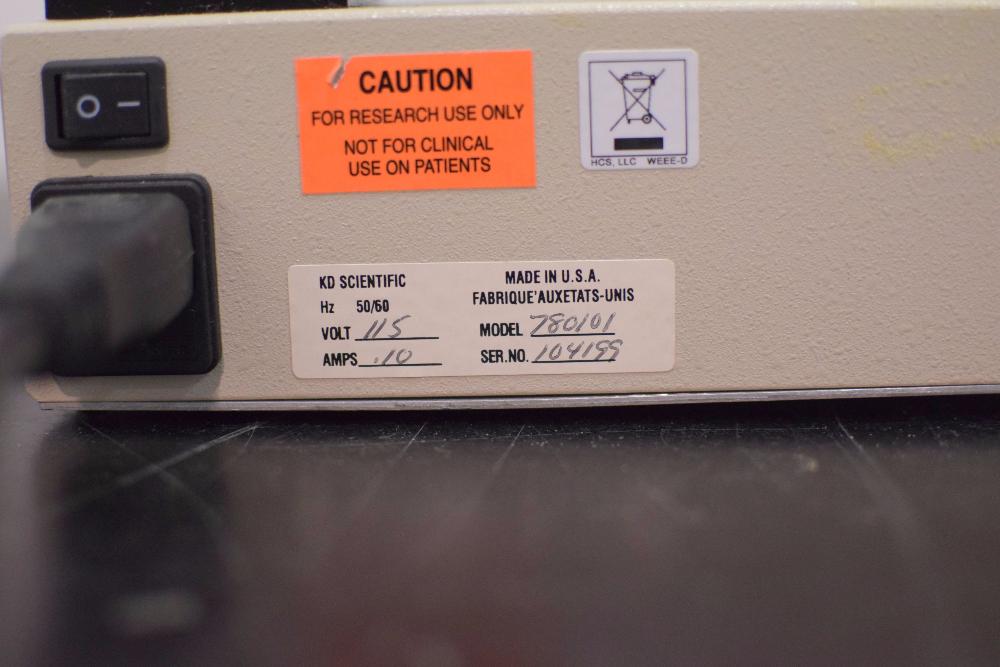 KD Scientific Automatic Injector