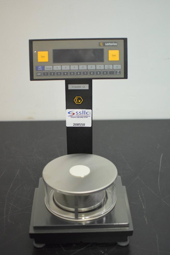 Sartorius FC6CCE-SX Explosion Balance