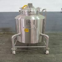 130 Gallon Cherry Burrell Reactor