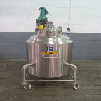 130 Gallon Feldmeier Reactor