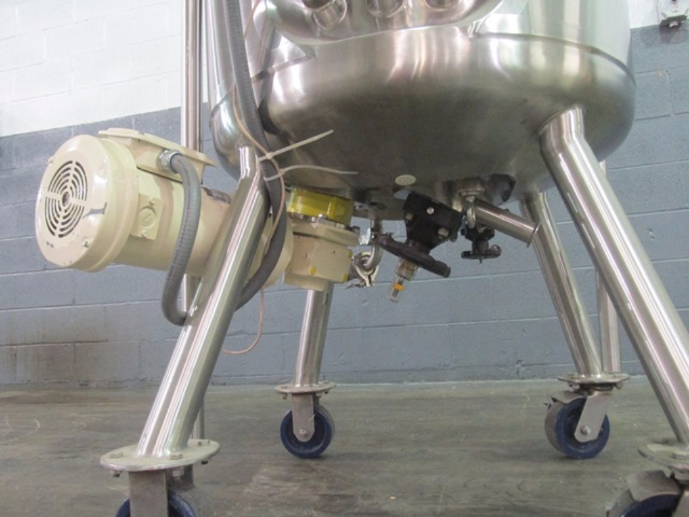 280 Liter Precision Stainless Reactor
