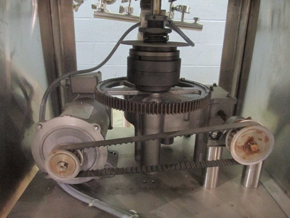 Cozzoli RW16 Rotary Washer