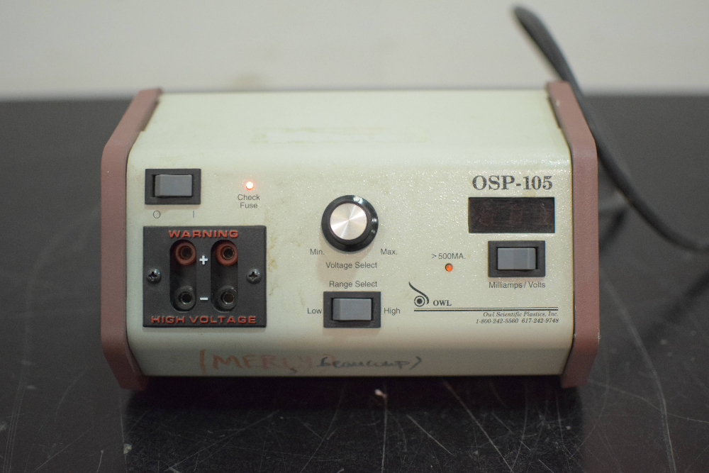 Owl Scientific OSP-105 Power Supply