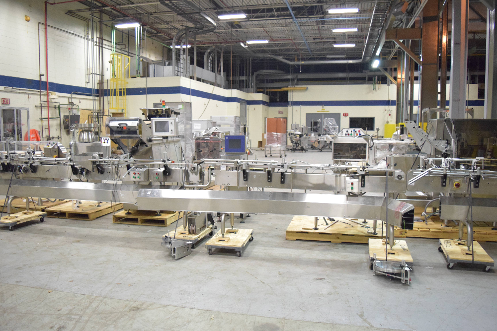 DT Kalish Tablet and Capsule Packaging Line