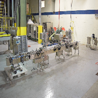 Bellarx RX Tablet and Capsule Filling Line