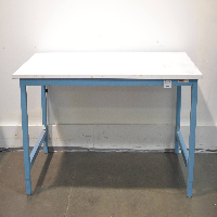 Workplace Approx 5' Laminated Workstation Bench