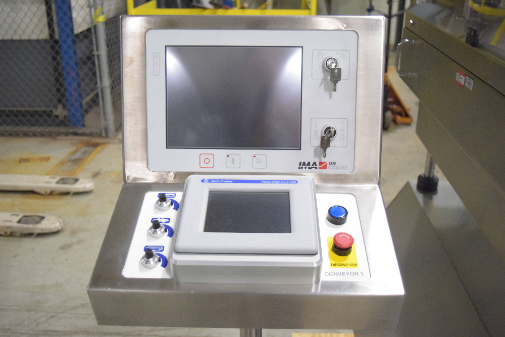DT Kalish MONOCOUNT Tablet and Capsule Packaging Line