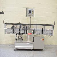 Accraply 35W-S Wraparound Labeling System