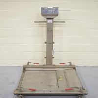 Mettler Toledo Puma Floor Scale