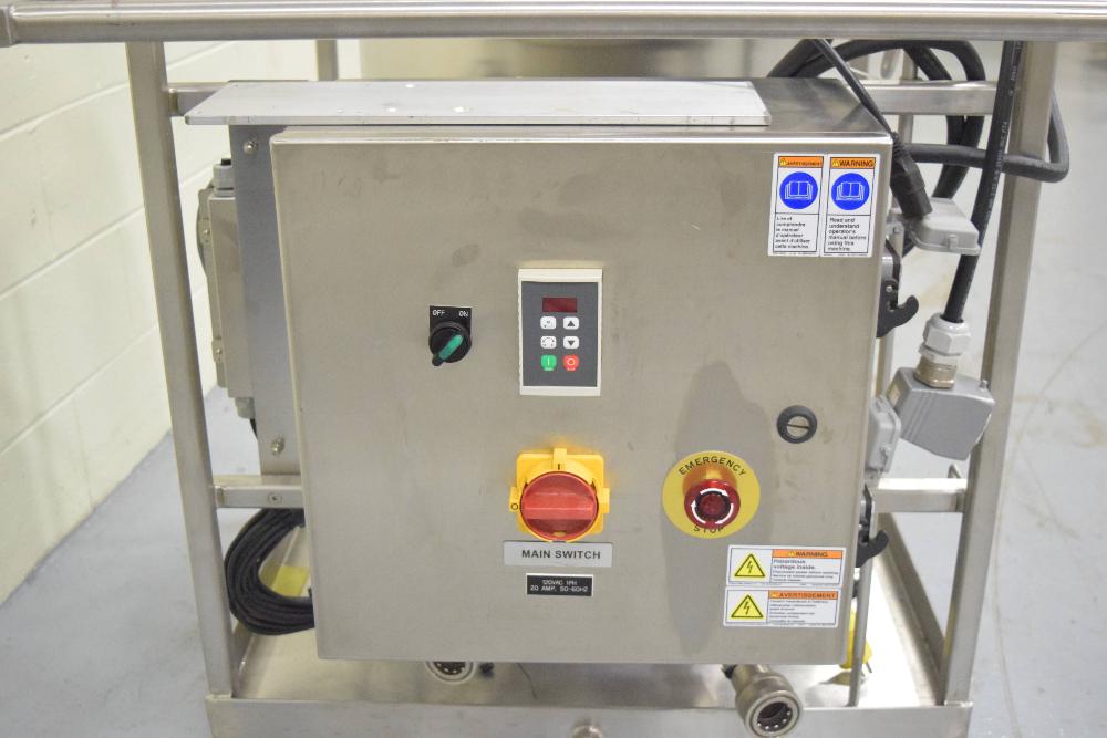 100 Liter Thermo Scientific HyClone Single Use Bioreactor