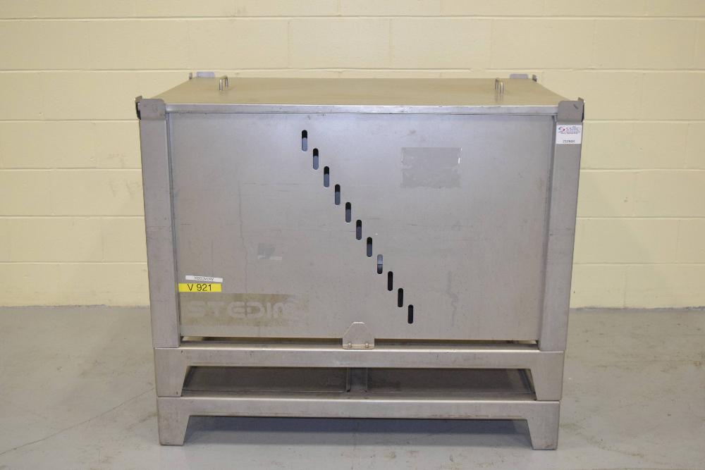 Stedim Palletank Modular 500L In-Process Fluid Handling Container