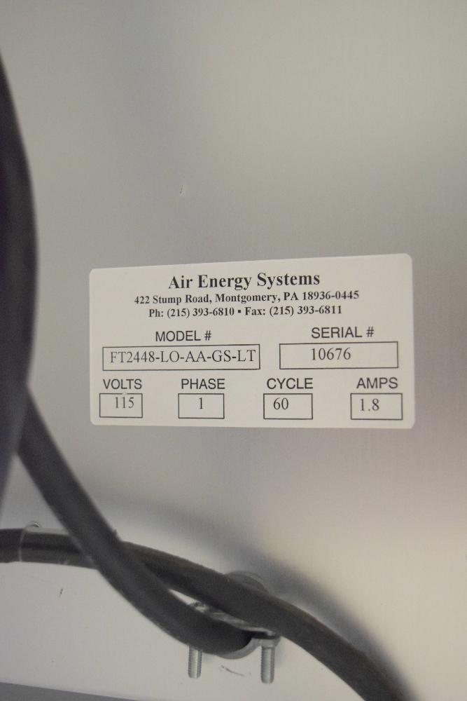 Air Energy System Air Handling unit