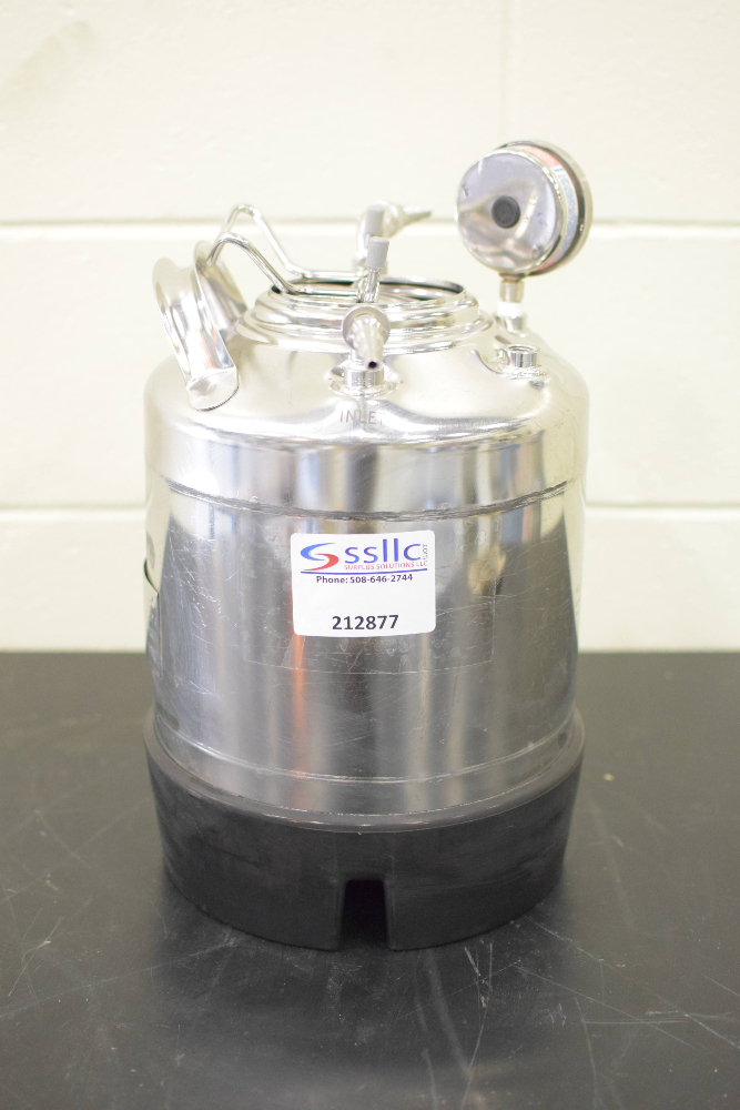 Alloy Products Portable Pressure Vessel
