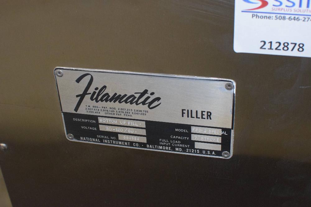 Filamatic Filler