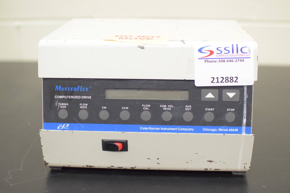 Masterflex 7550-60 Computerized Drive