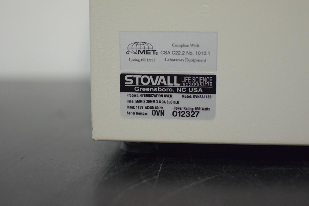 Stoval Life Sciences Hybridization Oven 640